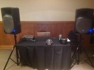 DJ Rob Equipment